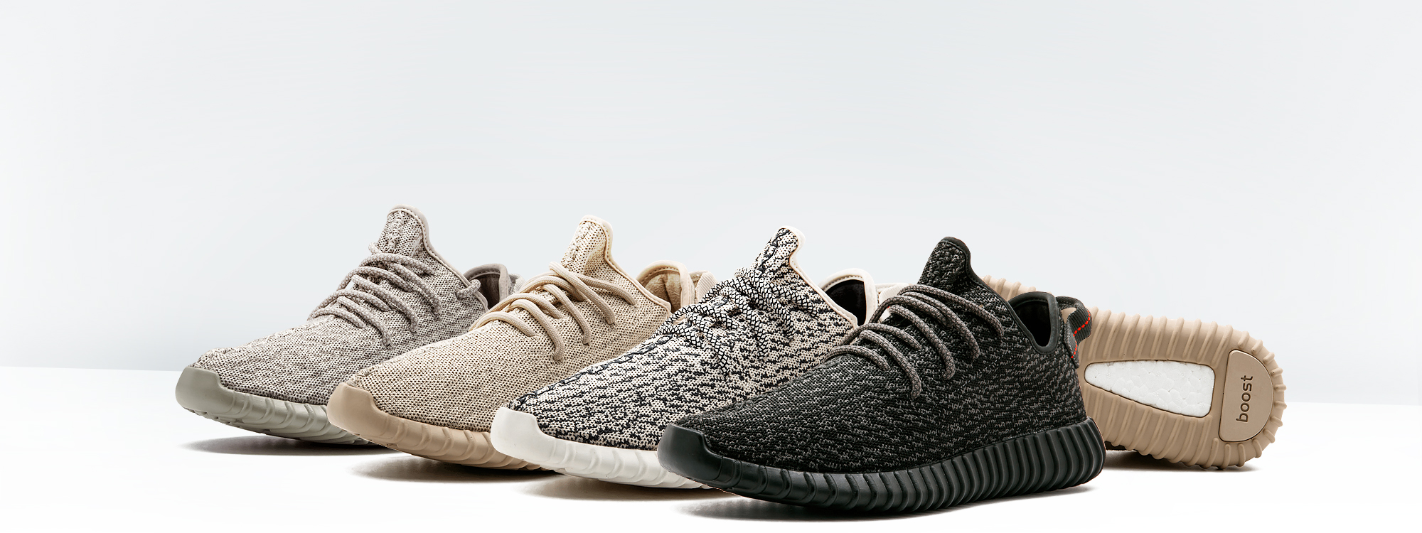 Adidas Yeezy Boost  350 cute sneakers for fitness