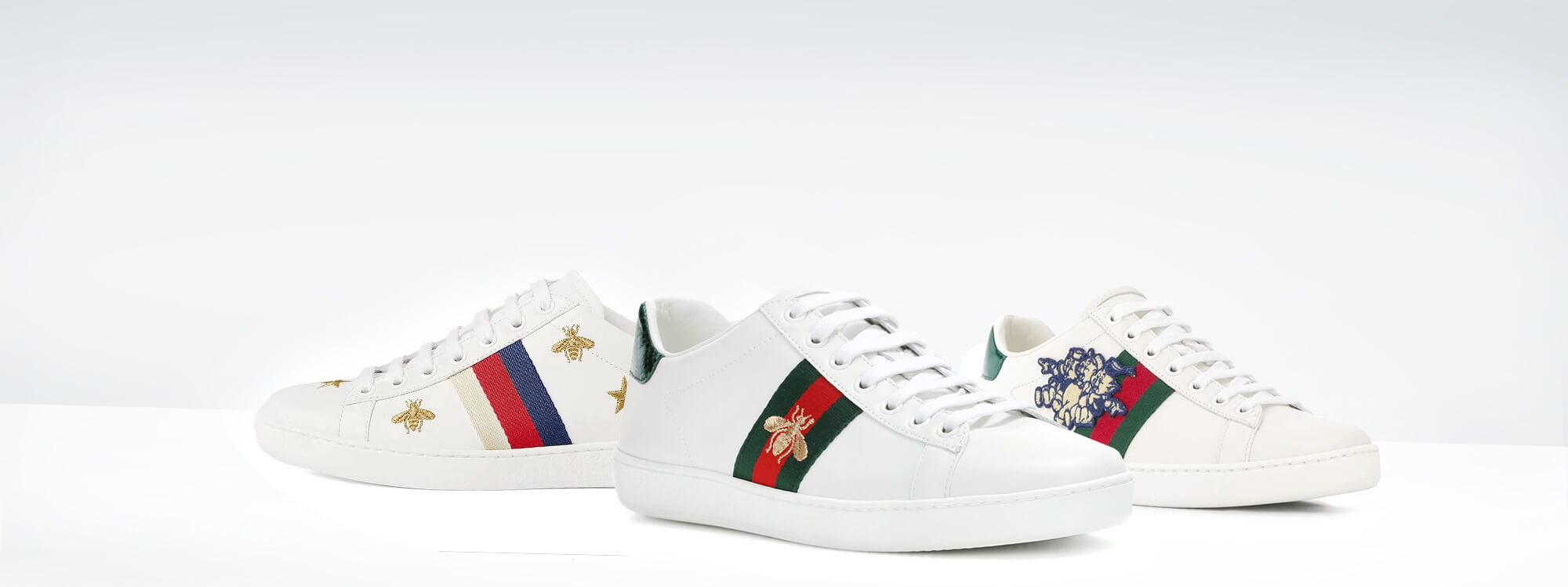 Gucci     must-have training shoes