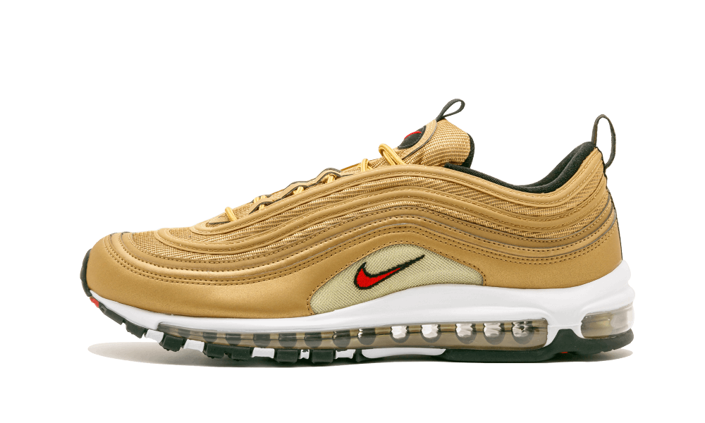 Nike AIR MAX 97    Metallic Gold 2017 OG QS the best workout inspiration