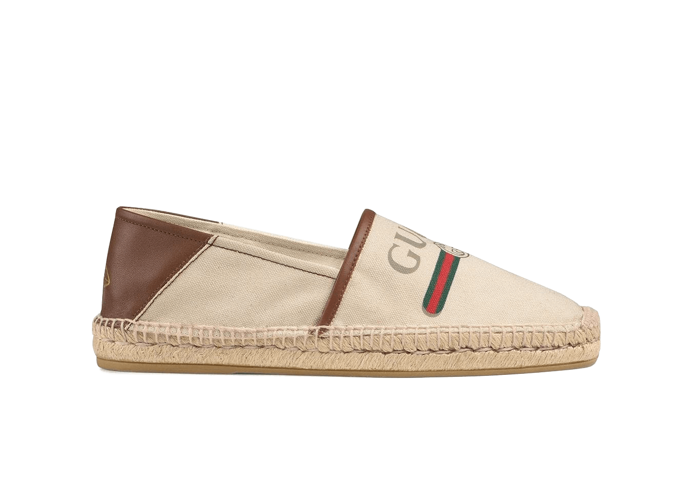 Gucci     Logo Canvas Espadrille the best workout inspiration
