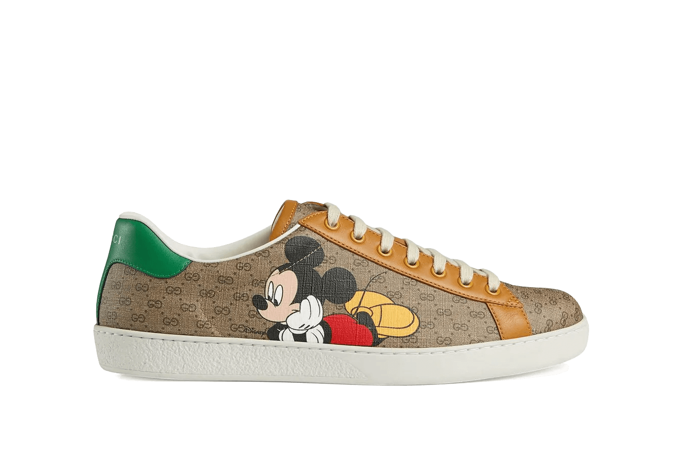 Gucci     Disney GG Ace Sneakers the best workout inspiration