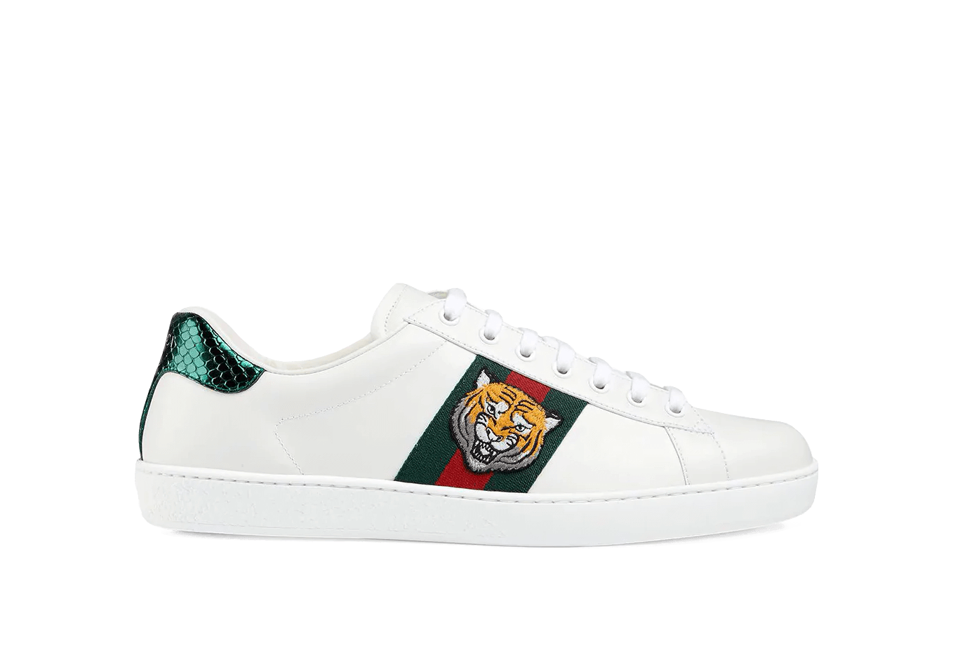 Gucci     Tiger Appliqued the best workout inspiration
