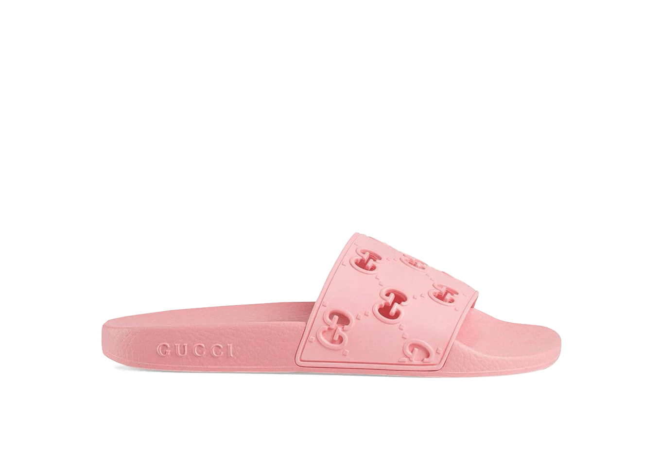 Gucci     Slide Sandal Pink the best workout inspiration