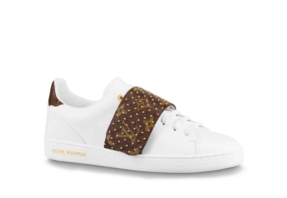 Louis Vutton Frontrow Sneaker Rubber Outsole