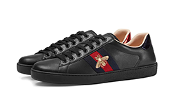 Gucci     Ace leather the best workout inspiration